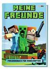 Meine Freunde - Freundebuch für Minecrafter (2017, Gebundene Ausgabe)