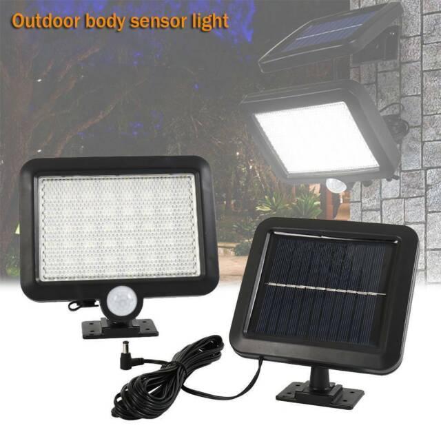 Solarleuchte Edelstahl H56cm//Ø75mm Gartenleuchte Solar Außenleuchte Außenlampe