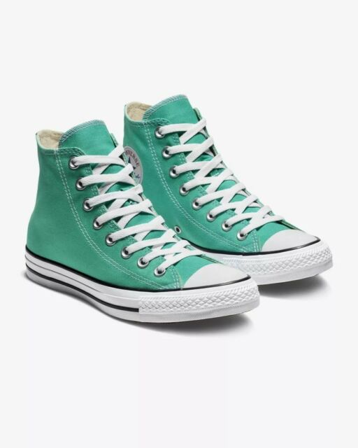 Converse Chuck Taylor All Star Hi Casual Shoes, 161416F Multiple Sizes Pure Teal