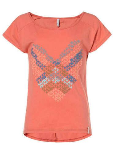 O /'Neill Ragazze Rose Rosa Luce Diurna Manica Corta T-shirt Top 9-10 13-14 ANNI NUOVO CON ETICHETTA