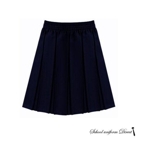 École Filles Uniforme élastique boîte d/'une jupe plissée Taille 2-18 Ans