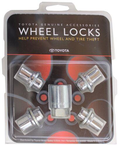 Lexus SC430 2003-2010 OEM Genuine WHEEL LOCKS LOCK SET 00276-00901
