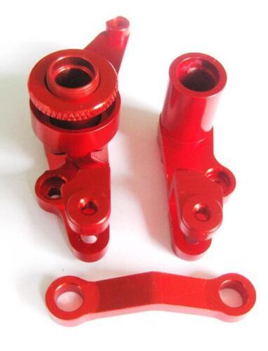 RC Alloy Steering Servo Saver Complete SLA008 Up Parts For Traxxas 1////10 Slash
