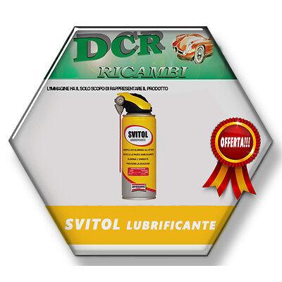 SVITOL LUBRIFICANTE DOPPIO EROGATORE SBLOCCANTE ANTIOSSIDANTE AREXONS 4129