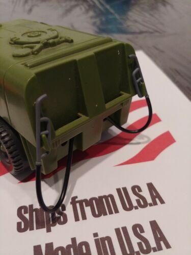 Flagg Cobra Terror ARAH Gas Pump Fuel Nozzle with Hose G.I.Joe U.S.S Custom