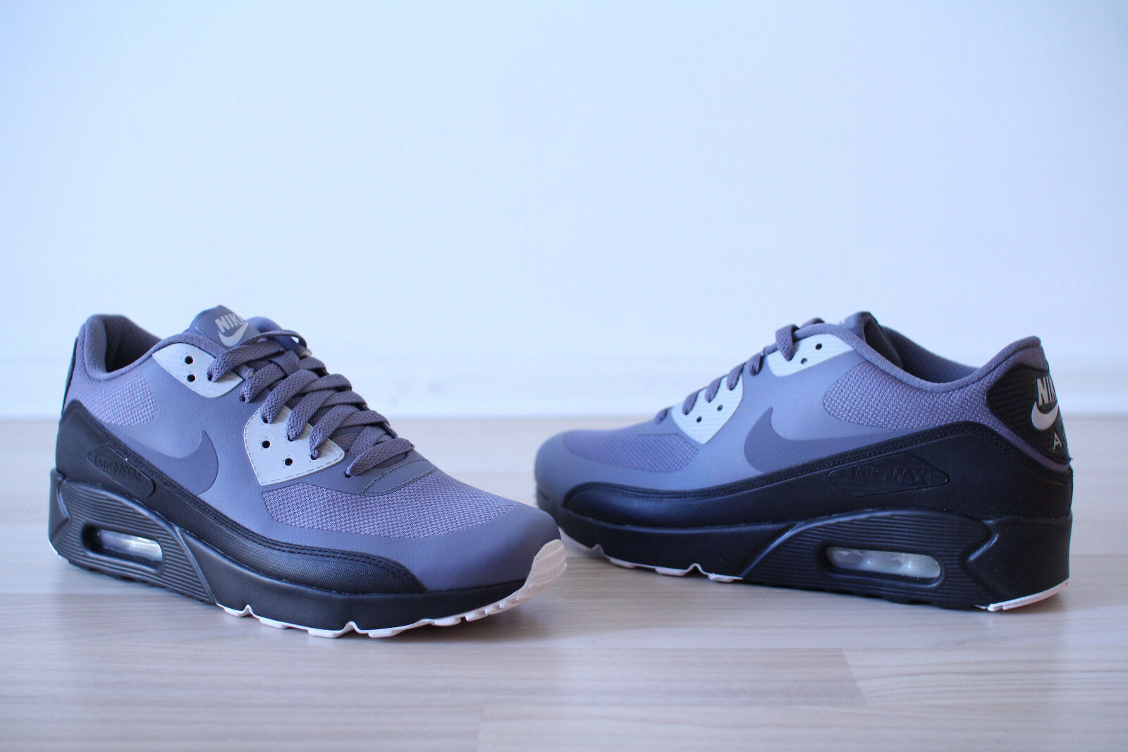 Nike Air Max 90 Ultra 2.0 2.0 2.0 Essential grey black Gr. 41 NEU & OVP 3be0d0