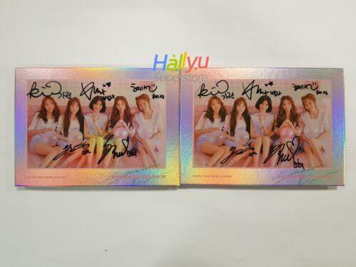 """ELRIS  /""""Summer Dream/"""" 3rd Mini Promo Album updated 11.11 Signed Autographed"""