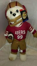 San Francisco 49Ers Official NFL Plush Team Mascot
