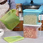Handled Container Box Sealed Crisper Plastic Refrigerator Food Storage Box
