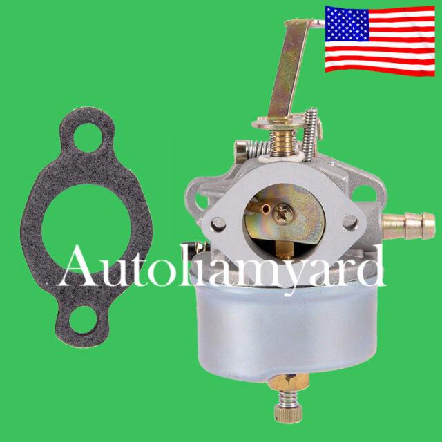 Carburetor For Teseh Troy Bilt Chipper Vac 47279 47261 65582v Shredder Carb