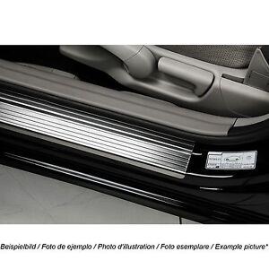Einstiegsleisten Schutzleisten passend für Dacia Dokker 2012-14 100/% Edelstahl