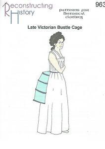 1880 Jacket Bodice-trulyvictorian pattern Motifs de coupe