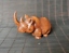 thumbnail 6 - Chinese Natural Boxwood Hand carved Exquisite Rhinoceros Statue