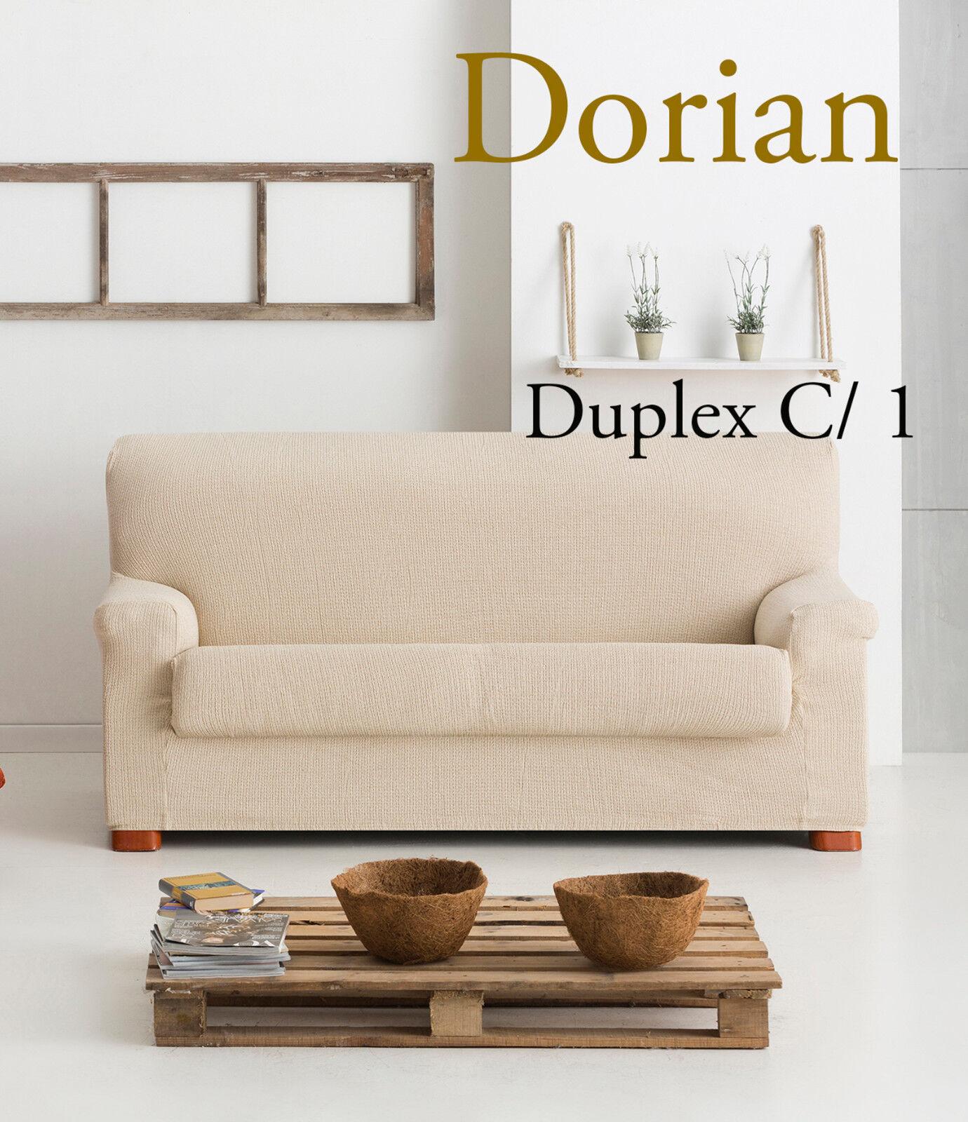Funda de sofá duplex cojin separado bielsatica Dorian Eysa fundas 1,2,3 plazas