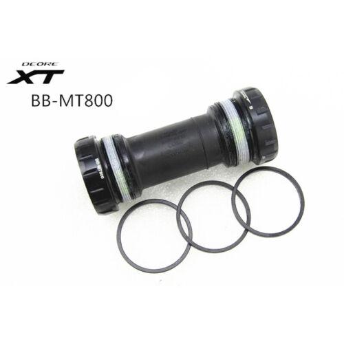 SHIMANO BB-MT800 Hollow Tech II BSA Engish Thread Bottom Bracket 68//73mm