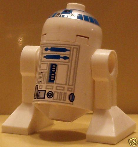 R2-D2 r2d2 minifig LEGO Star Wars mini figure NEW