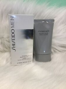 4196988a3ff2 Details about Shiseido Men Shaving Cream 100 ml/3.6 oz NEW SEALED IN BOX!