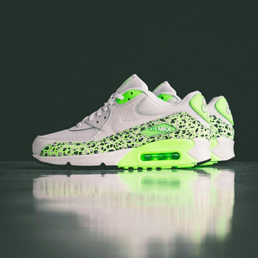 Nike geist air max 90 - weiße / geist Nike green (bis 2015) 333819