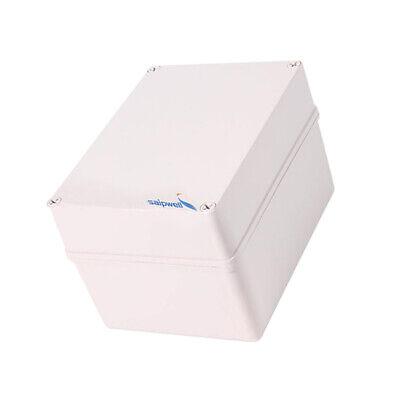 Industriebox Kunststoff ABS Schaltkasten für den Innen  und Außenbereich
