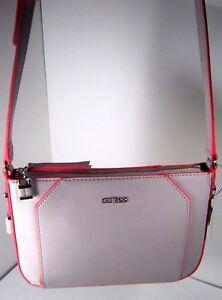 be0cb7f6123d GUESS Women s Devyn Mini Crossbody Bag Xbody Purse Nude 885935999533 ...
