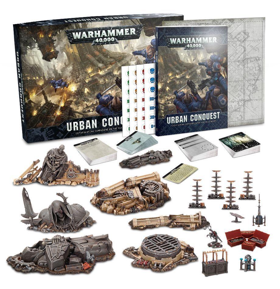 Warhammer 40,000: Urban Conquest /ENGLISH/