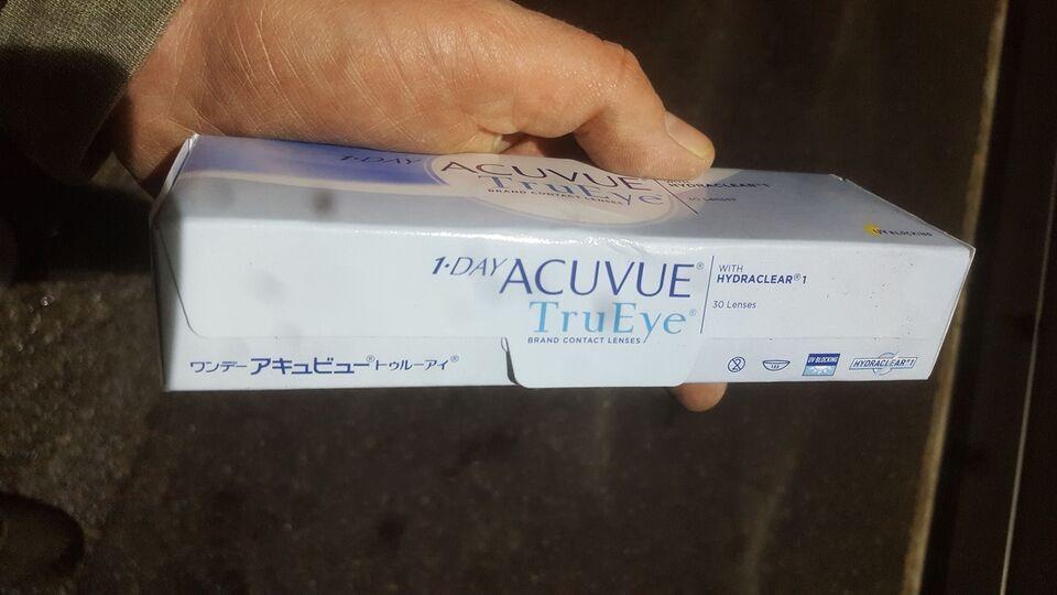 Andet, Kontaktlinser, Acuvue Trueeye