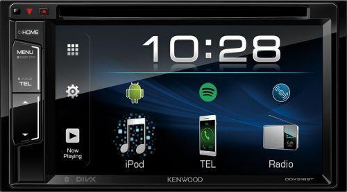 Kenwood DDX318BT 2-DIN Autoradio Bluetooth USB Ipod Android New Model Touchscree