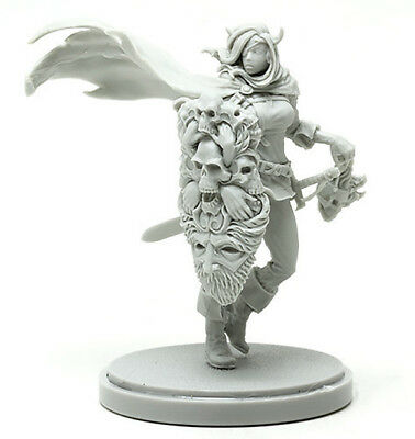 30mm Resin Kingdom Death Monk ONLY FIGURE WH295
