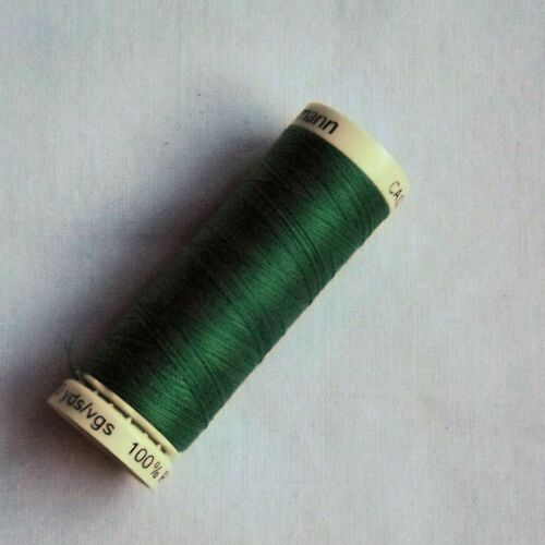 Gutermann Sew All General Purpose Thread Various size spools Shade 396