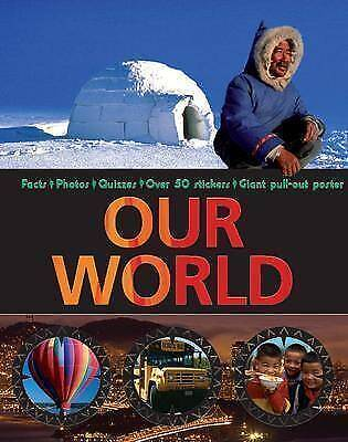 1 of 1 - Our World, New,  Book