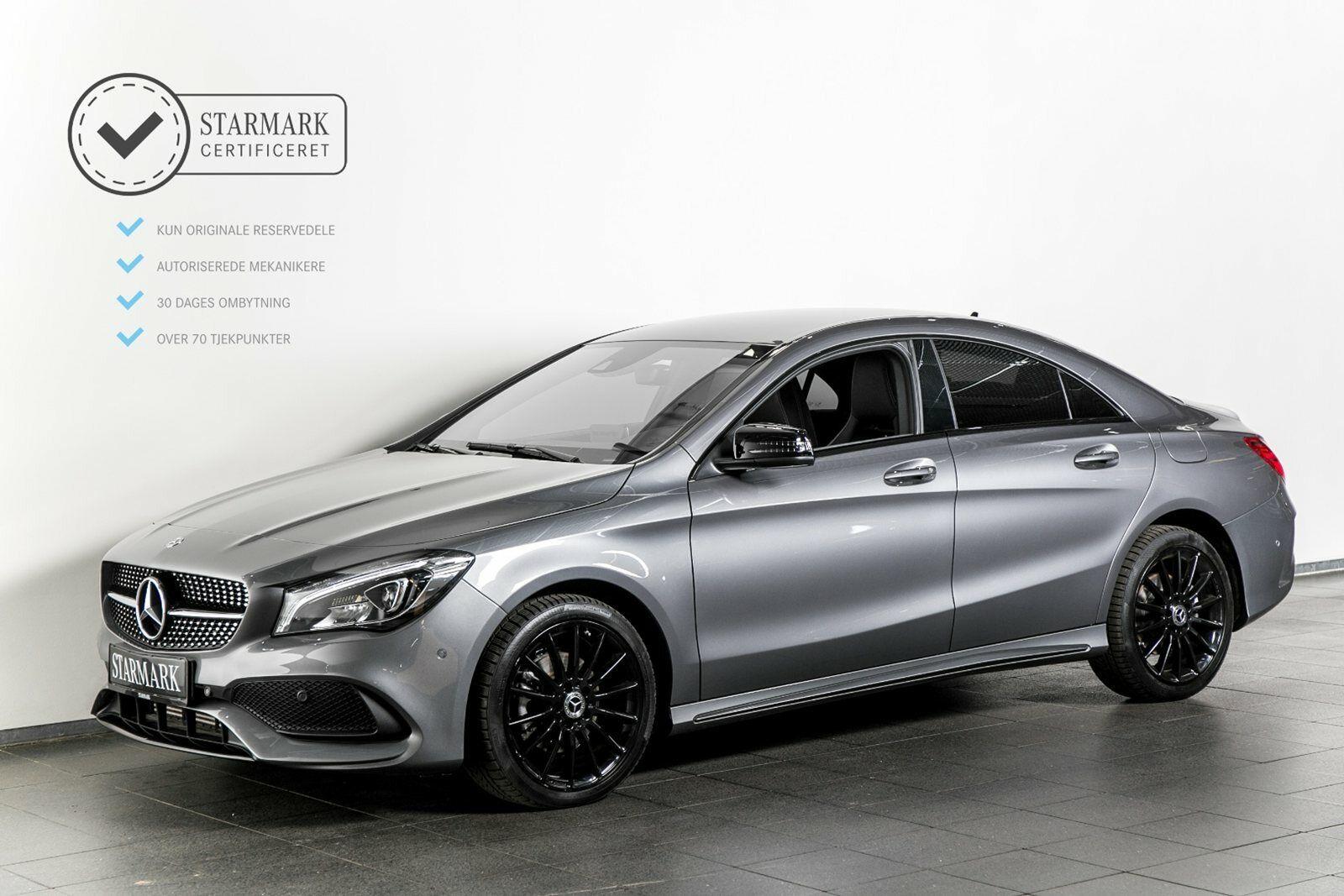 Mercedes CLA200 1,6 Final Edition aut. 4d - 394.900 kr.