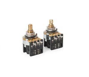 CTS-Push-Pull-Potentiometer-DPDT-Split-Solid-Shaft-Variations-available