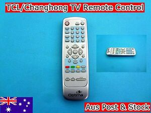 TCL/Changhong Television TV Remote Control *Brand NEW* (C758