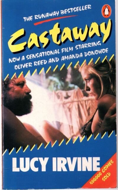 Castaway by Lucy Irvine (Paperback, 1987)