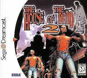 House Of The Dead 2 Sega Dreamcast 1999 For Sale Online Ebay