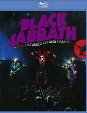 BLACK SABBATH: LIVE... GATHERED IN THEIR MASSES NEW BLU-RAY/DVD