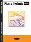 Piano Technic, Book 1 by Suzuki Method International (Paperback / softback, 1996)
