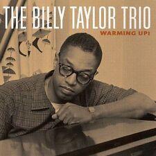 Warming Up! [Milestone] by Billy Taylor (Piano) (CD, Aug-2004, Milestone...
