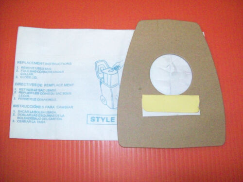 Eureka Mighty Mite Style C Vacuum Cleaner Bags 52318 14035 3000 3100 series