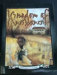 JDR-RPG-Changeling-WoD-Kingdom-of-Willows-6I25-Rare-OOP
