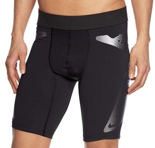 Compression Vapor Slider Mens Hyperstrong Shorts M Black L Silver Nike OU5xEqawZ5