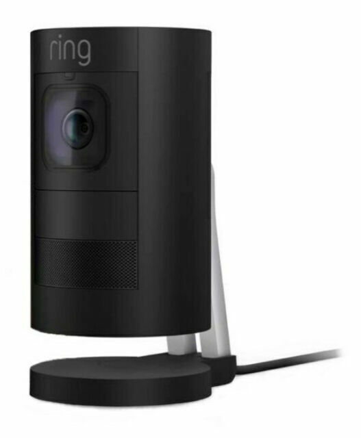Ring Stick Up Cam Elite HD Security Camera  with two-way tal