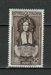 S21605) Italy 1953 MNH New Corelli 1v