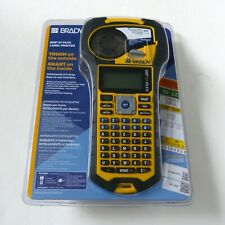 Brady Bmp21 Plus Portable Handheld Label Printer Brand New