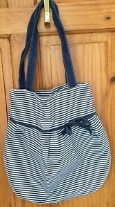 New-Look-navy-and-white-stripe-summer-bag