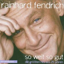 """RAINHARD FENDRICH """"SOWEIT SO GUT-DIE GRÖßTEN..."""" CD NEU"""