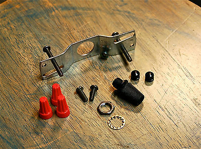 Hardware Mount Kit For Ceiling Canopy Install 14 Pieces Vintage Pendant Lights