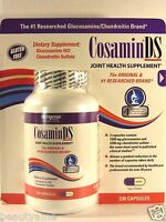 Cosaminds 230 Capsules Glucosamine Hcl, Chondroitin Sulfate, Joint Health