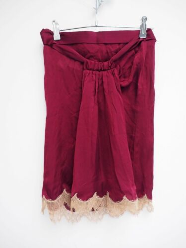 Jupe 40 38 And Skirt Silk Rolf Soie 10 Xmas Couture Chic Uk Viktor Size Diner fxIwx