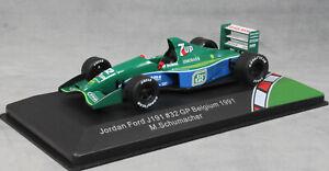 CMR-JORDAN-FORD-191-BELGA-GRAND-PRIX-1991-Michael-Schumacher-CMR43F1001-1-43